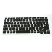 BingoBuy Semi-Black Backlit Ultra Thin High Quality Silicone Keyboard Protector Skin Cover for Backlit IBM Lenovo IdeaPa