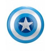 Vegaoo Schild Captain America 61 cm für Erwachsene
