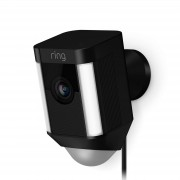 Ring Spotlight Camera bedraad - zwart