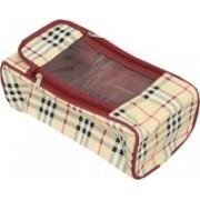 """Kuber Industries """" Multi purpose Kit,Shaving kit,Travelling Kit ,Shoe kit,Make Up Kit(Multicolor)"""