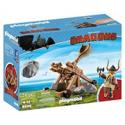 PLAYMOBIL® How to Train Your Dragon Gobber with Catapult