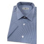Pánská košile modro-bílá kostkovaná Avantgard 927-3101-41/42/182