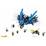 LEGO® NINJAGO™ - Avion de reactie - L70614