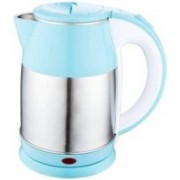 Mezire Electric Kettle, 1500W Tea Kettle, Fast Heating LED Cordless Kettle, Auto Shut-Off Boil-Dry Protection Stainless Steel Inner Lip, Tea Pot, BPA-Free, Water Boile Electric Kettle Electric Kettle (1.8 L, Blue) Electric Kettle(1.8 L, Blue)