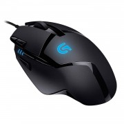 Logitech G402 Gaming Mouse Hyperion Fury with 8 Programmable Button...