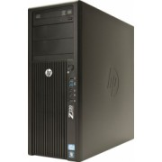 Workstation HP Z220 Intel Core i5-3470 3.60 GHz 4-Cores Gen.3 16 GB DDR3 512 GB SSD DVD-RW Placa Video AMD Radeon RX 470