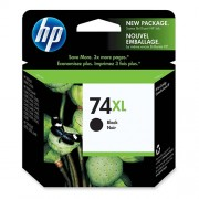 Cartucho de tinta HP 74XL negro CB336WL alto rendimiento