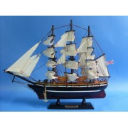 "Cutty Sark 14"" - British Clipper Ship Model - Wooden Tall Ship Model - Handcrafted Model Ships - Nau"