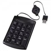 HAMA Цифрова клавиатура Slimline SK140, USB - HAMA-53820