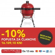 Kamado BIG JOE II NEW