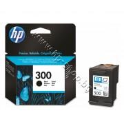 Касета HP 300, Black, p/n CC640EE - Оригинален HP консуматив - касета с глава и мастило
