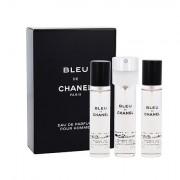 Chanel Bleu de Chanel eau de parfum ricarica 60 ml uomo