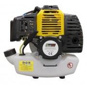 GardeTech GTLE-5217, Benzin-Rasentrimmer, 3 PS Stark - 3