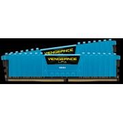 Memorija DIMM DDR4 2x8GB 3000MHz Corsair Vengeance LPX Blue, CMK16GX4M2B3000C15B