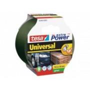 Opravná páska Extra Power Universal, textilné, silne lepivá, zelená, 10m x 55mm Tesa 56348-00002-05