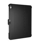 "UAG Scout Apple iPad Pro 12,9"" 2018 flip hátlap tok, fekete"