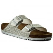 Чехли BIRKENSTOCK - Arizona Bs 1009127 Magic Snake White