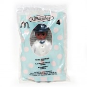 Madame Alexander Doll Ring Carrier (African American) Mc Donalds Happy Meal Promo Toy 2003 #4