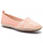Еспадрили CLARKS - Clovelly Sun 261429524 Light Coral