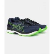 Asics GT-2000 5 Running Shoes For Men(Blue, Green)