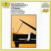 P.I. Tchaikovsky - Klavierkonzerte No.1 (0028941906823) (1 CD)