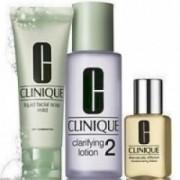 Clinique 3-Step Skin Care System Skin Type 2 (suchá až smíšená pleť) Sada pleťové kosmetiky
