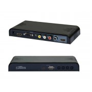 All to HDMI UpScaler & Media Player - Upscale to 720p / 1080p (Composite,AV,VGA to HDMI)