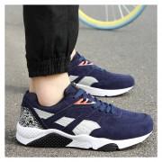 Zapatos Deportivos Tenis Para Correr /Viajan Para Hombre -Azul