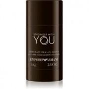 Armani Emporio Stronger With You Deodorant Stick M 75 g