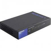 Linksys LGS108 Network RJ45 switch 8 ports 1 Gbit/s