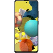 Samsung - Geek Squad Certified Refurbished Galaxy A51 5G 128GB (Unlocked) - Prism Cube Black