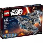 Конструктор Лего Стар Уорс - Звезден Събирач - LEGO Star Wars, 75147