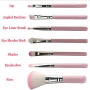 FOREIGN ITEM-Professional Makeup Makeup Mini Brushes Eye Face Set Brush Cosmetic Brush Tool