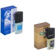 Skyedventures Set of 2 The Boss-Blue lady Perfume