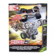 Air Hogs RC Hyper Actives 5 - 5 Wheeled 2.4 GHZ RC Stunt Vehicle - Grey