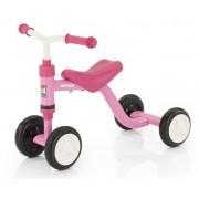 Vehicul actionat cu picioarele Smoovy roz