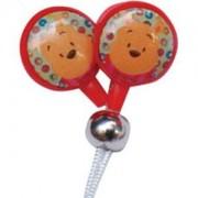Disney Earphone Winnie the Pooh DSY-HP730 - DISNEY HEADPHONE WINNIE THE PO