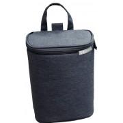 Bomimi URBI termo taška na 2lahvičky indigo