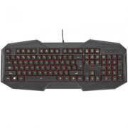 Клавиатура trust gxt 830 gaming keyboard, 21116