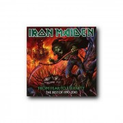 Warner Music Iron Maiden - From Fear To Eternity: The Best Of 1990-2010
