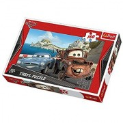 Trefl Disney Cars Mater and 2 Finn Puzzle (160 Pieces)