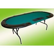 Stół do pokera Profi dla 10 osób