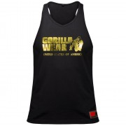 Gorilla Wear Classic Tank Top - Gold - M
