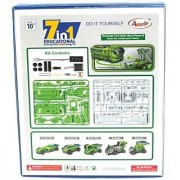 Annie Solar Kit Rechargeable 7 in 1 Do It Yourself