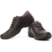 Clarks Un Ride Corporate Casuals For Men(Brown)