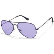 Davidson Blue Aviator Sunglasses ( DN-020-BLUE-ATR )