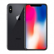 Apple Iphone X 64GB Gris Espacial FaceID Dual Cámara 12MPX