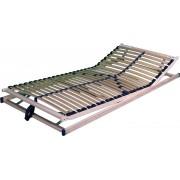 Breckle Sonato 28 Plus KF verstellbarer Lattenrost 28 Federholzleisten