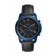 メンズ FOSSIL GRANT SPORT 腕時計 ブラック