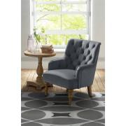 My-Furniture LATERNA Grigia - Poltrona lounge